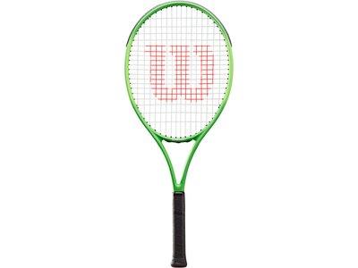 "WILSON Kinder Tennisschläger ""Blade Feel 26"" besaitet Grün"
