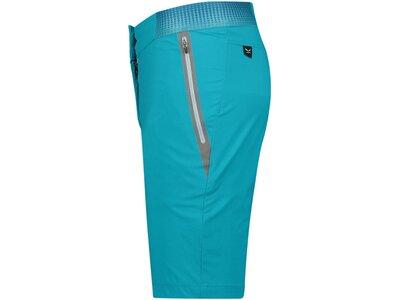 """SALEWA Damen Shorts """"Pedroc Cargo"""" Blau"""
