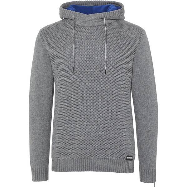 CHIEMSEE Strickpullover mit Merino Wolle