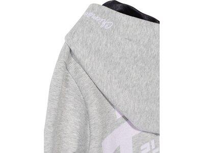 CHIEMSEE Sweatjacke mit Kapuze - GOTS zertifiziert Grau