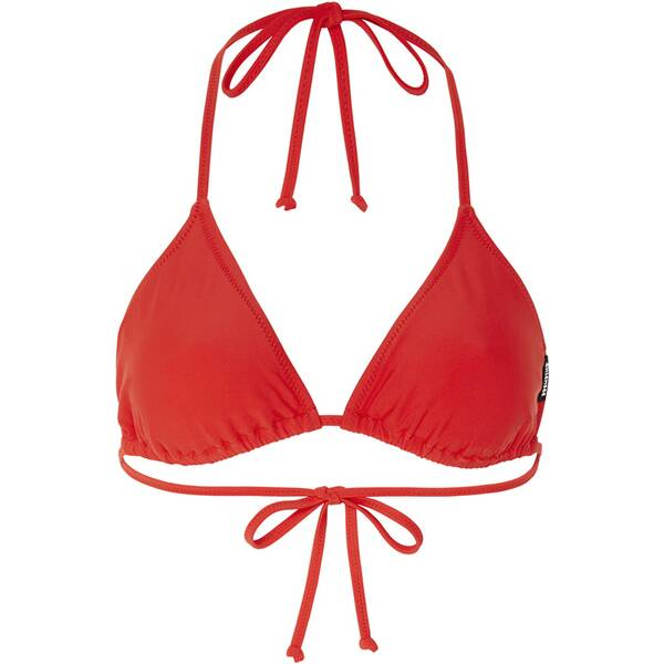 Bademode - CHIEMSEE Top in Triangle Form › Rot  - Onlineshop Intersport
