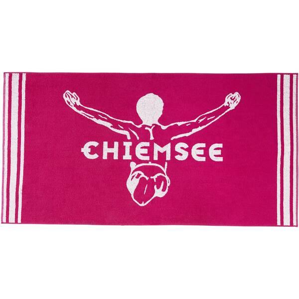 CHIEMSEE Handtuch mit coolem Logoprint
