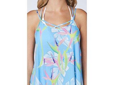 CHIEMSEE Jerseykleid mit Alloverprint Weiß