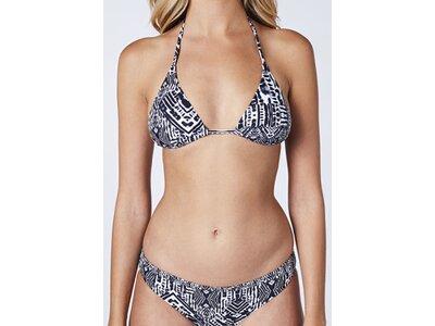 CHIEMSEE Bikini mit Alloverprint Schwarz