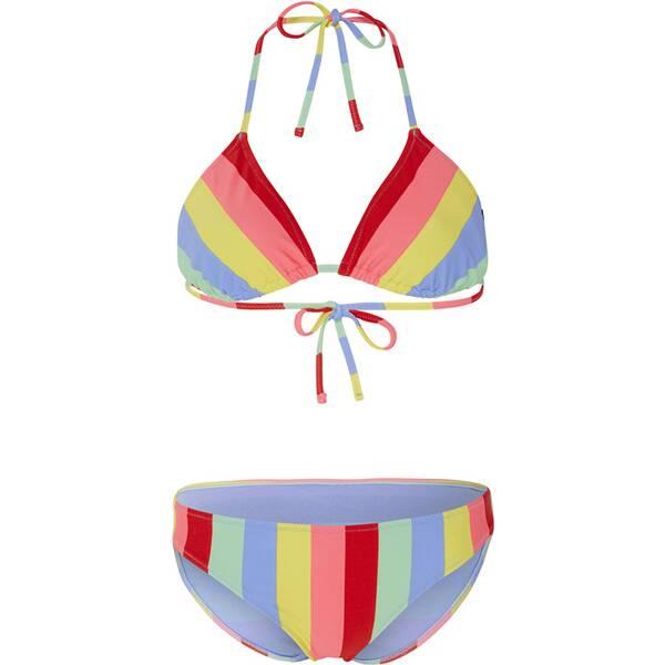 Bademode - CHIEMSEE Bikini mit Alloverprint › Silber  - Onlineshop Intersport