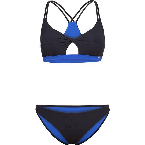 Bademode - CHIEMSEE Bikini mit leichtem Push Up Effekt › Schwarz  - Onlineshop Intersport