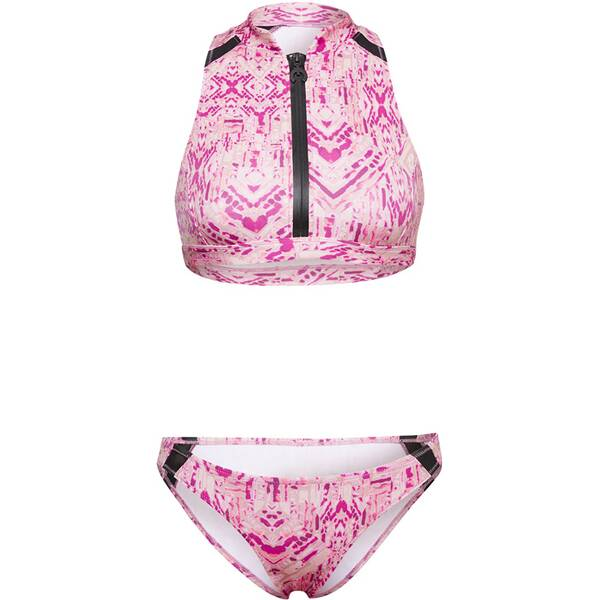 Bademode - CHIEMSEE Bikini aus Light Neopren › Pink  - Onlineshop Intersport