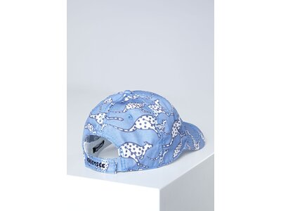 CHIEMSEE Cap mit verschiedenen Alloverprints Blau