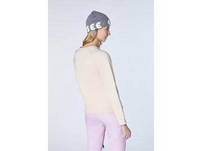 CHIEMSEE Sweatshirt mit lässiger Passform - GOTS-Zertifiziert Braun