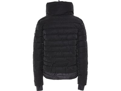 CHIEMSEE Jacke mit versteckter Kapuze im Kragen Schwarz