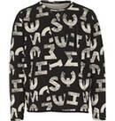 Vorschau: CHIEMSEE Sweatshirt mit coolem Alloverprint - GOTS-Zertifiziert