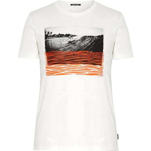 CHIEMSEE T-Shirt für Herren mit Fotoprint
