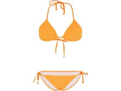 CHIEMSEE Bikini mit smoke Effekt Pink