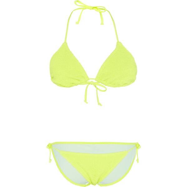 Bademode - CHIEMSEE Bikini mit smoke Effekt › Grün  - Onlineshop Intersport