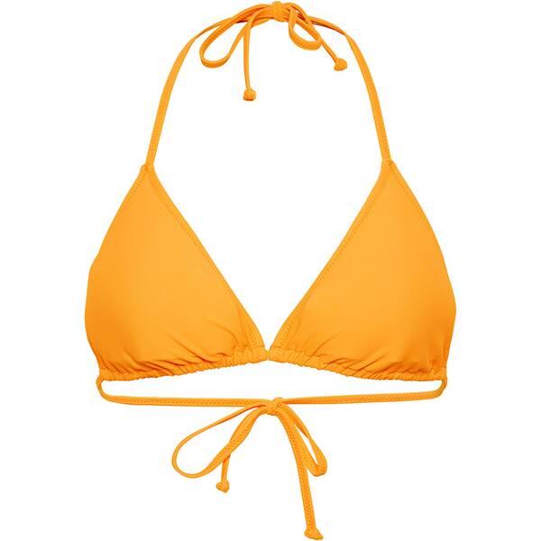 Bademode - CHIEMSEE Bikinioberteil mit regulierbarem Top › Orange  - Onlineshop Intersport