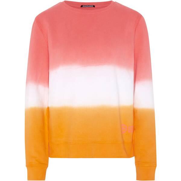 CHIEMSEE Sweatshirt mit Color-Block und Rückenprint