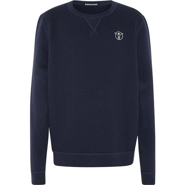 CHIEMSEE Sweatshirt mit dezentem Logo auf der Brust