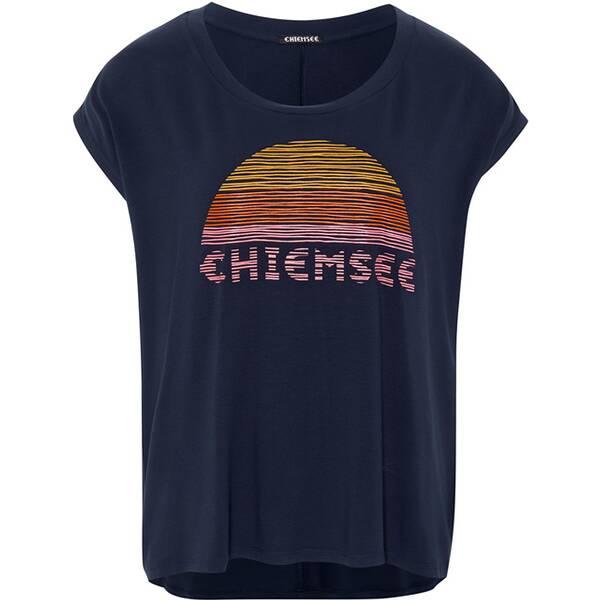 CHIEMSEE T-Shirt mit mehrfarbigem Frontdruck