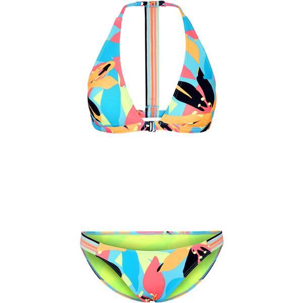Bademode - CHIEMSEE Bikini mit schönen Schnürungen › Braun  - Onlineshop Intersport