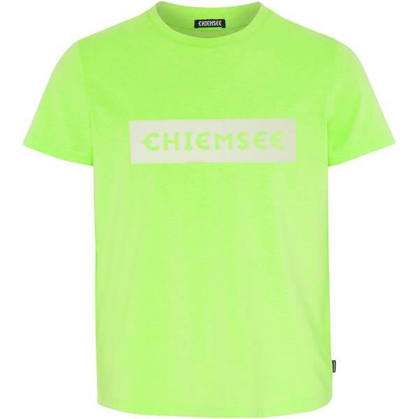 CHIEMSEE T-Shirt mit plakativem Markenschriftzug
