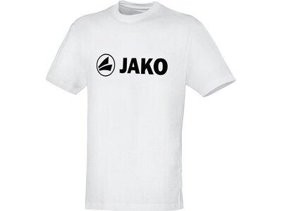 JAKO Kinder T-Shirt Promo Weiß