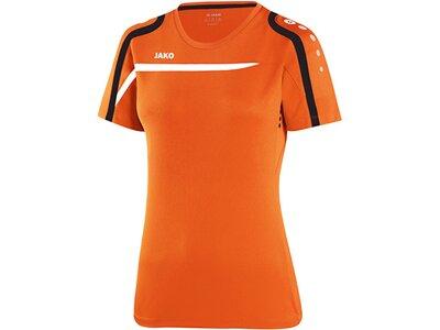 JAKO Damen T-Shirt Performance Orange