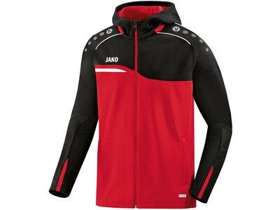 JAKO Fußball - Teamsport Textil - Jacken Competition 2.0 Kapuzenjacke Rot