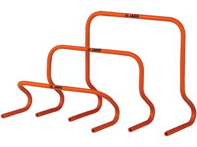 JAKO Unisex Hürden-Set Orange