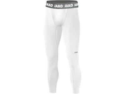 JAKO Underwear - Hosen Compression 2.0 Long Tight Weiß