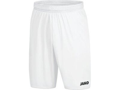 JAKO Herren Sporthose Anderlecht 2.0 Weiß