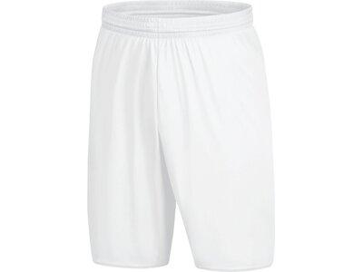 JAKO Kinder Sporthose Palermo 2.0 Weiß