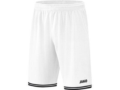 JAKO Herren Short Center 2.0 Weiß