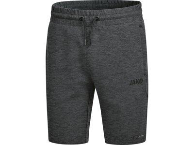 JAKO Damen Short Premium Basics Grau