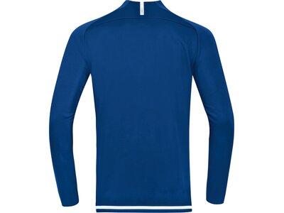 JAKO Fußball - Teamsport Textil - Sweatshirts Striker 2.0 Ziptop Kids Weiß