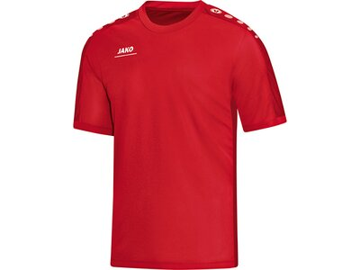JAKO Kinder T-Shirt Striker Rot