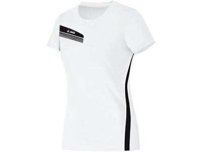 JAKO Damen T-Shirt Athletico Weiß