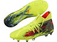 Vorschau: PUMA Fußball - Schuhe - Nocken FUTURE 18.1 NETFIT FG/AG