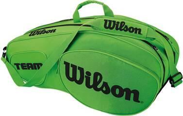 "WILSON Tennis Schlägertasche ""Team III 6 Pack"""