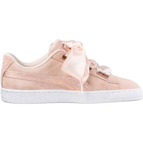 """PUMA Damen Sneaker """"Suede Heart LunaLux"""""""