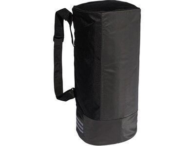 """ADIDAS Sporttasche """"Convertible 3-Stripes Duffle Bag M"""" Grau"""