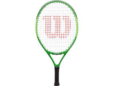"WILSON Kinder Tennisschläger ""Blade Feel 21"" besaitet Grün"