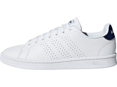 ADIDAS Lifestyle - Schuhe Herren - Sneakers Advantage Sneaker Beige Grau