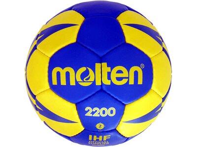 Handball Gr. 2 Blau
