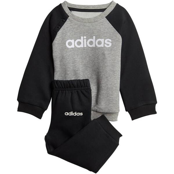 "ADIDAS Jungen Baby Jogginganzug ""Linear Fleece"""