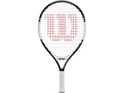 "WILSON Kinder Tennisschäger ""Roger Federer 19"" - besaitet - 16 x 15 Pink"