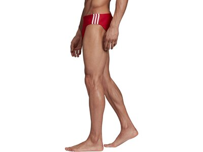 "ADIDAS Herren Badehose ""FIT TR 3S"" Rot"