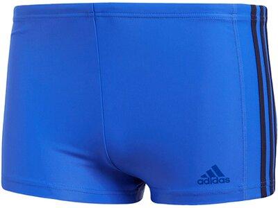 "ADIDAS Herren Badehose ""3-Streifen Boxer"" Blau"