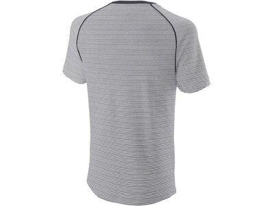 WILSON Herren Tennisshirt Kurzarm Weiß