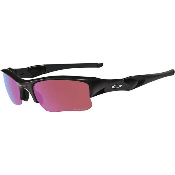 OAKLEY Sportbrille / Sonnenbrille Flak 2.0 XL matte grey smoke / prizm road
