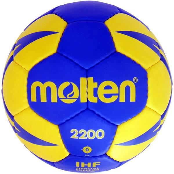 MOLTENEUROPE Handball Gr. 0